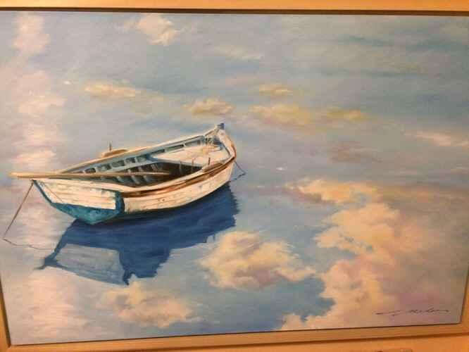 Reflection  by  John Maher