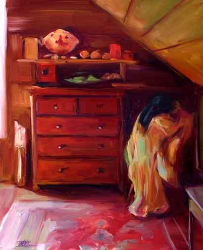 Kurt's Dresser by  Pam Ingalls - Masterpiece Online