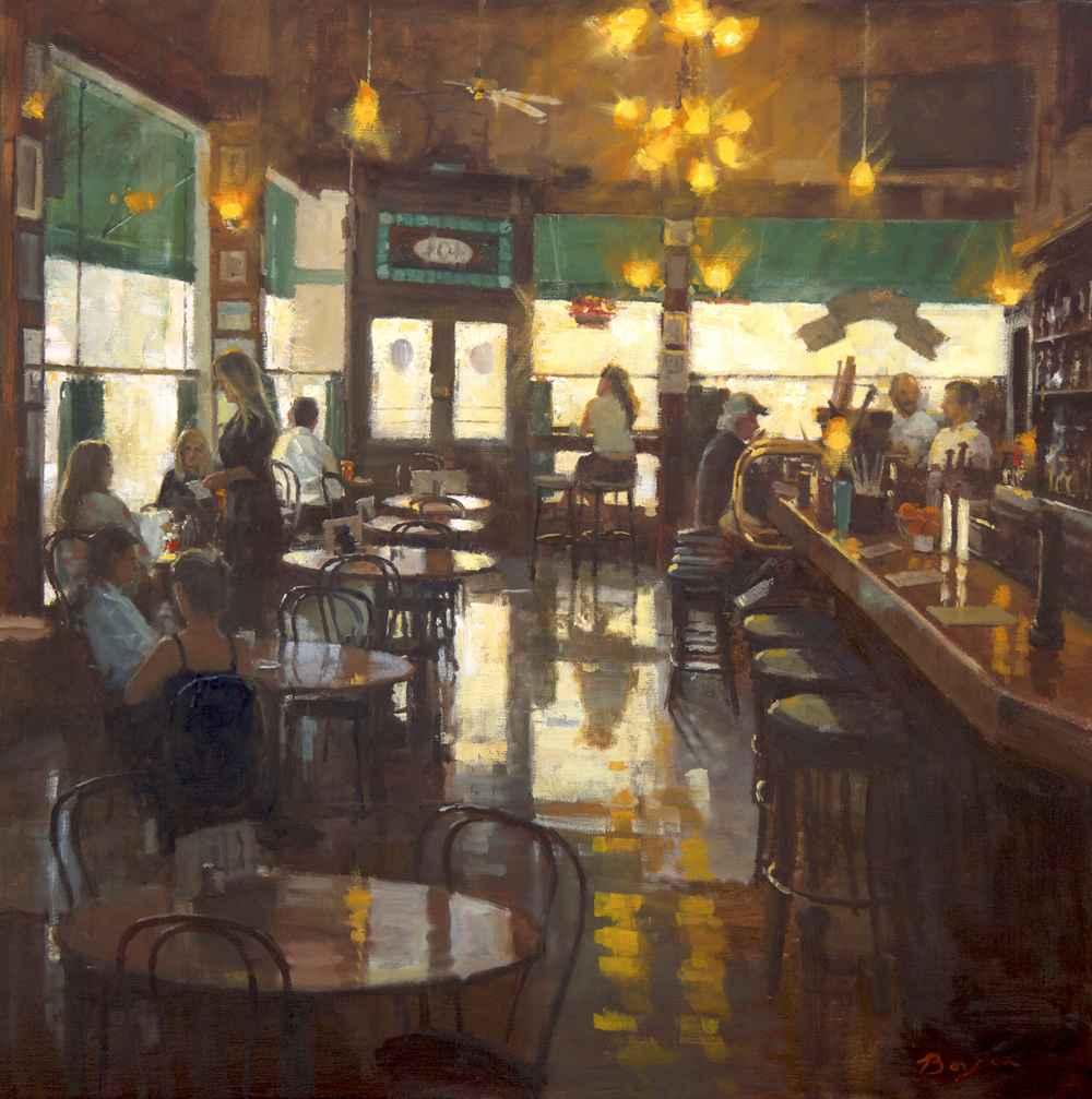 Jake's  by  Richard Boyer - Masterpiece Online