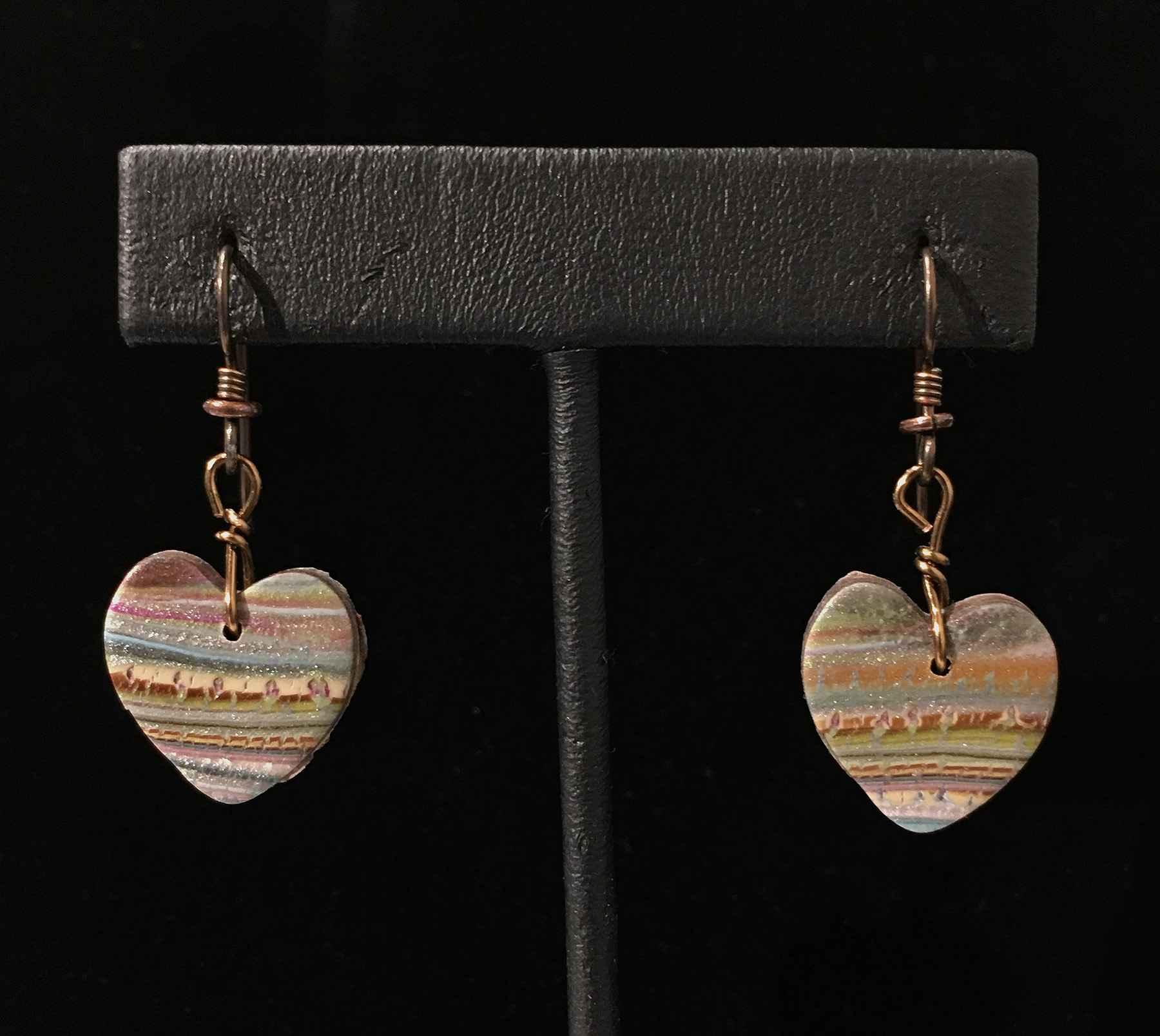 PHC 3 - Striped Heart...
