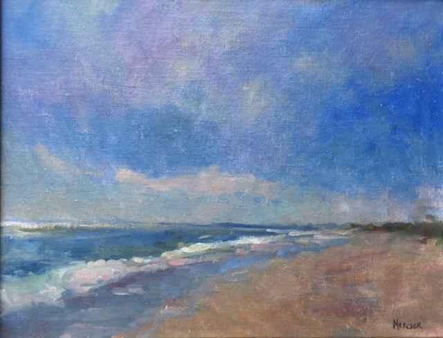 Sunshine and Salt Air by  Meg Mercier - Masterpiece Online