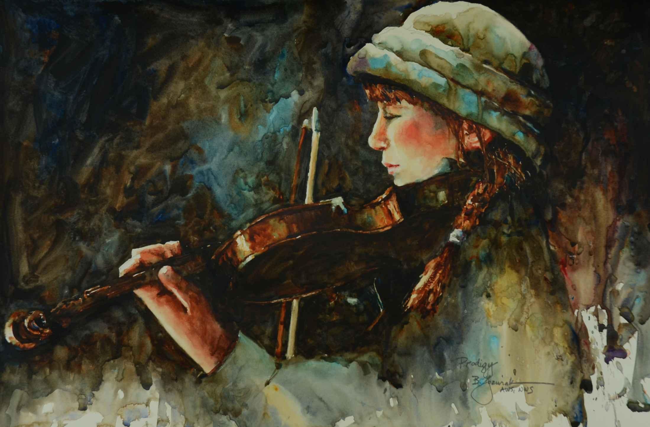 Prodigy by  Bev Jozwiak - Masterpiece Online