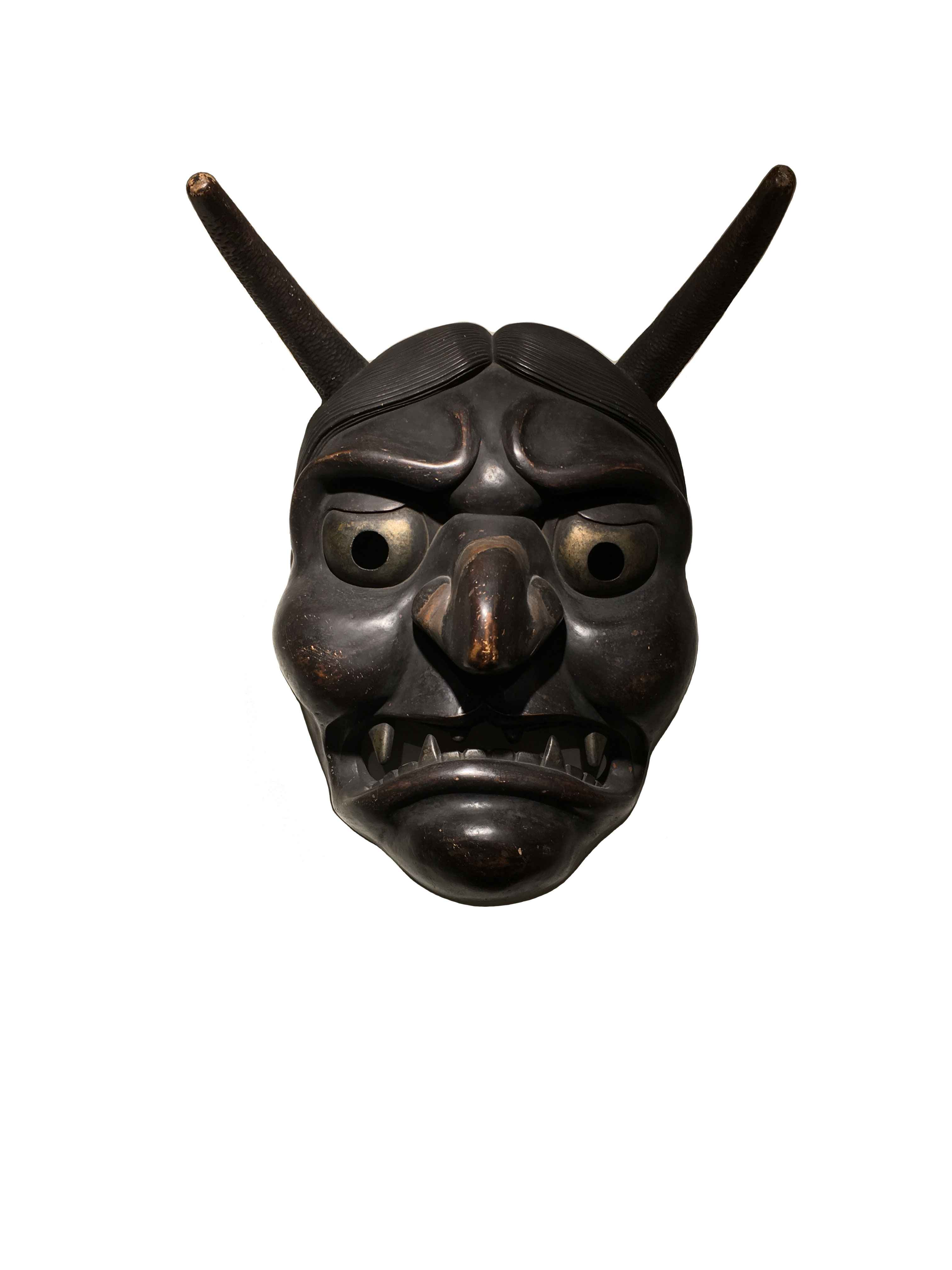 JAPANESE HANNYA MASK by    - Masterpiece Online