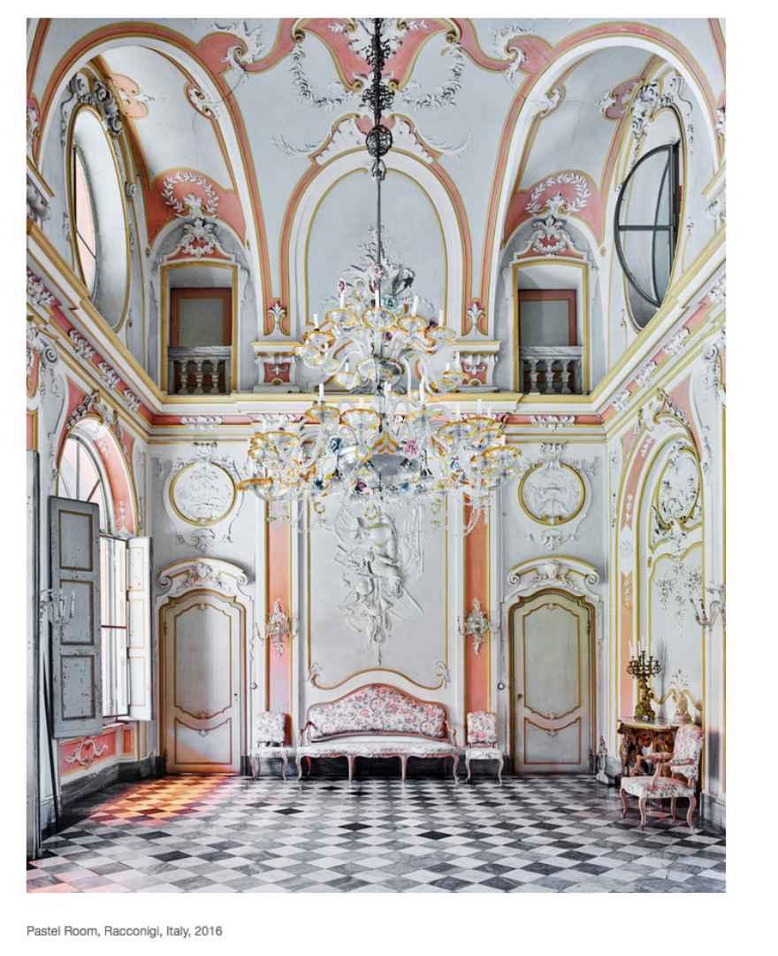 Pastel Room, Racconig...
