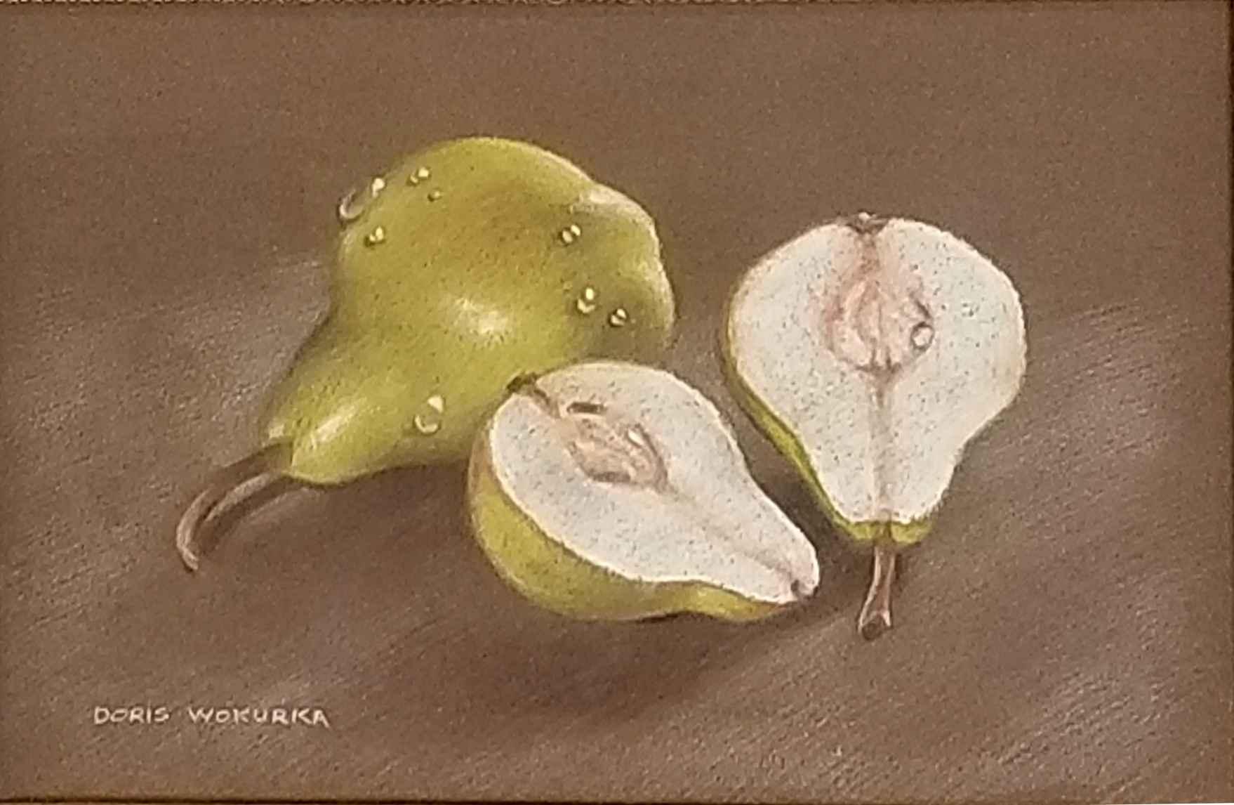 Untitled (Pears) by Ms. Doris Wokurka - Masterpiece Online
