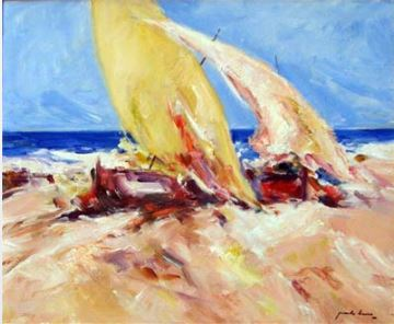 Las Velas by  Pineda  Bueno - Masterpiece Online