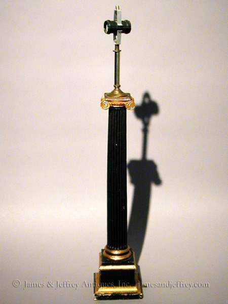 Column Lamp by  Italian  - Masterpiece Online