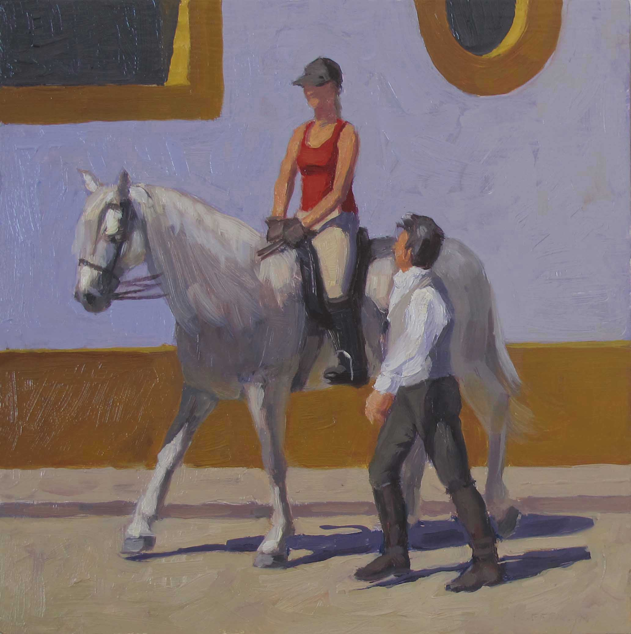 After the Lesson (Des... by  Melissa Hefferlin - Masterpiece Online