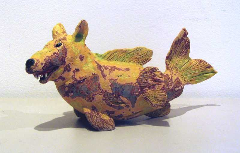Dogfish by  Jo Rowley - Masterpiece Online