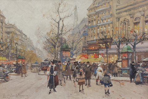 Boulevard Saint Germa...