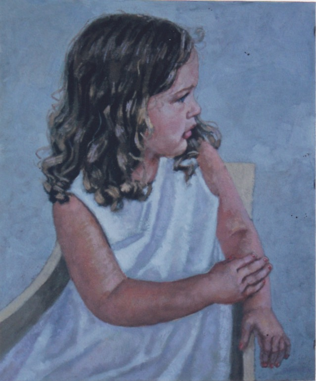 Hannah Blythe Mills by  Melissa Hefferlin - Masterpiece Online