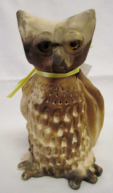 OD011 Owl Sculpture... by  Old Dog Boyd - Masterpiece Online