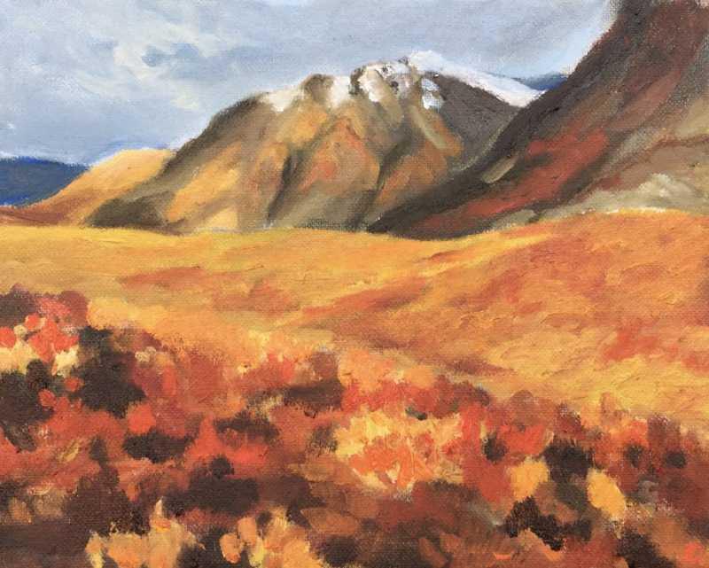 Golden Valley by  Dawn Banning - Masterpiece Online