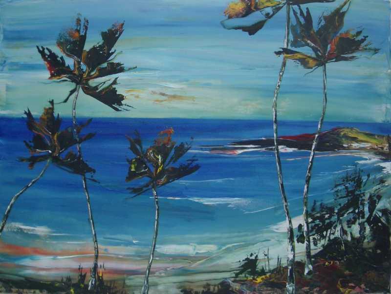 Harry Smith Beach II by Ms. Jean Blades - Masterpiece Online