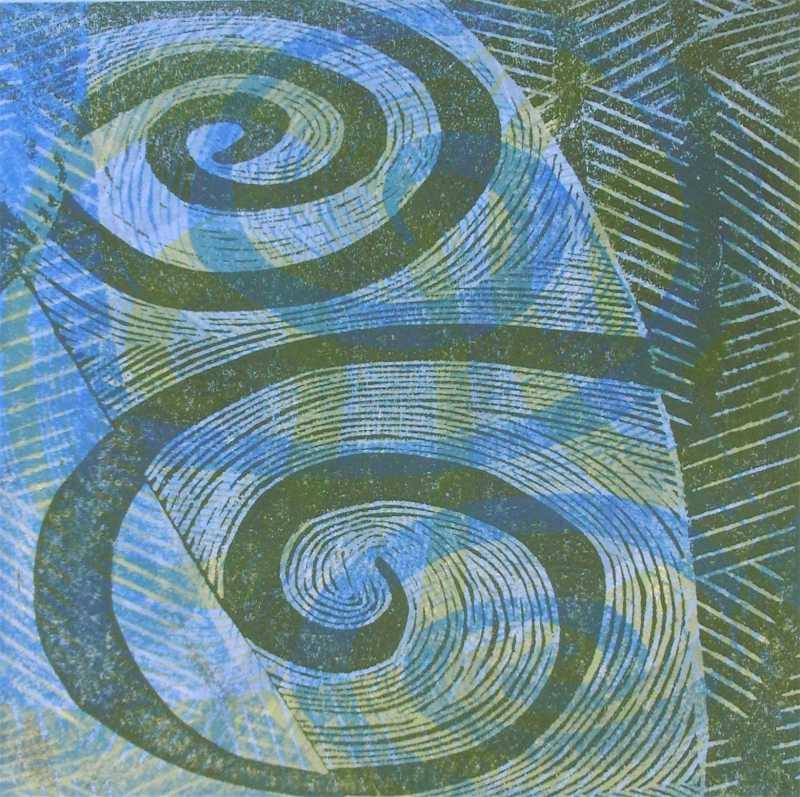 Va'a Series III A/P B... by  Sue Pearson - Masterpiece Online