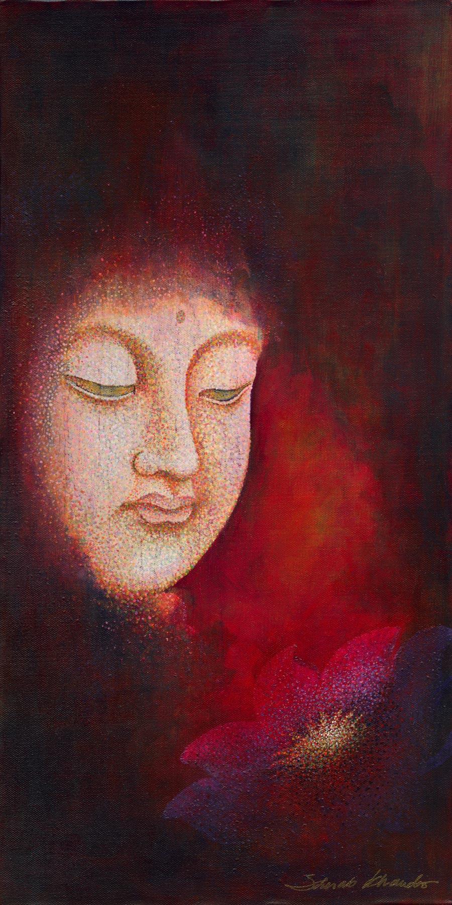 Reflection by  Sherab (Shey) Khandro - Masterpiece Online