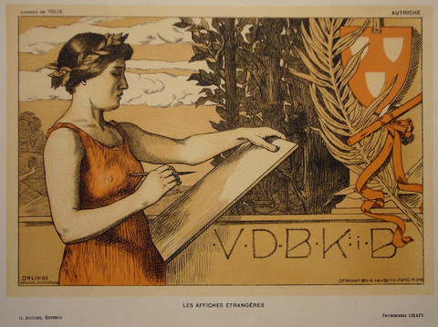 Les affiches etranger... by    - Masterpiece Online