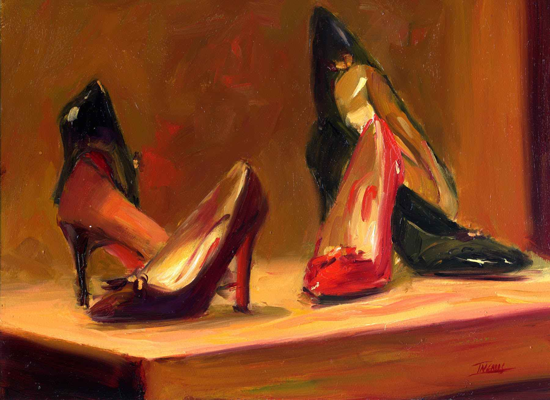 Dance Lessons by  Pam Ingalls - Masterpiece Online