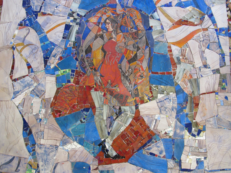 Madame Butterfly by  Daud Akhriev - Masterpiece Online