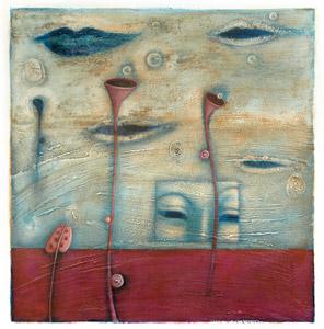 Murmuring Water by  Octavia Monaco - Masterpiece Online