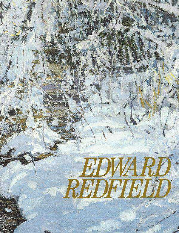 Edward Redfield by Dr. Thomas C. Folk - Masterpiece Online
