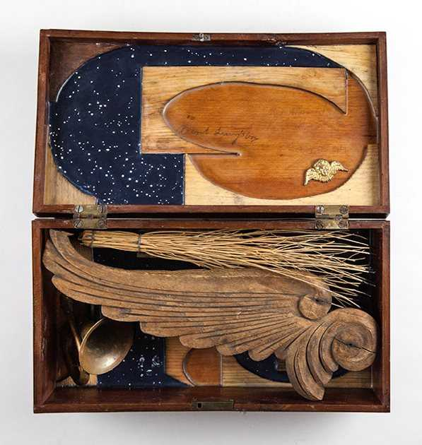 Aunt Lucy's Box by  Catherine Nash - Masterpiece Online