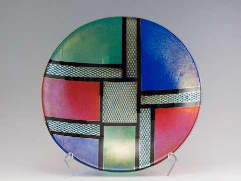 Platter/Carnival by  Dinah Ihle - Masterpiece Online