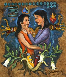 Mother And Daughter by  Susan Guevara - Masterpiece Online