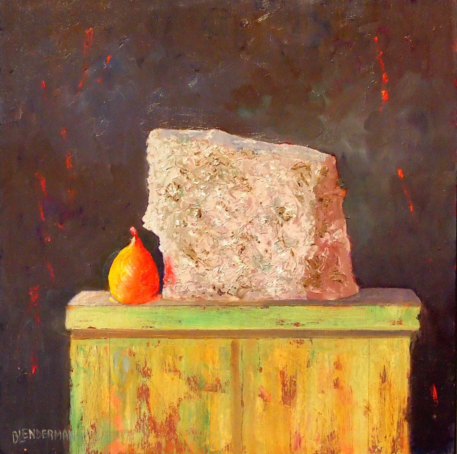 Granite & Pear
