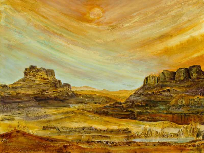 Honorable Land by  Marilyn Bos - Masterpiece Online