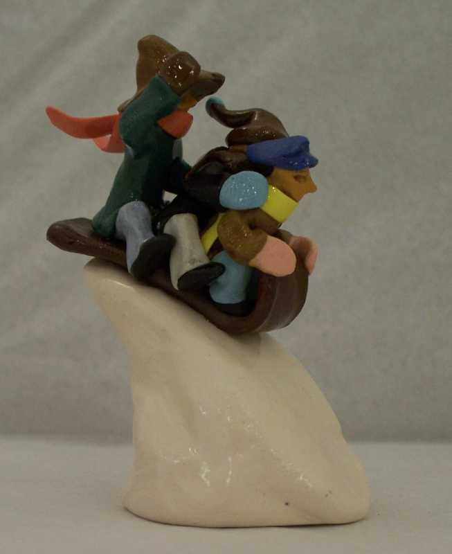 OD089 Children Sled R... by  Old Dog Boyd - Masterpiece Online