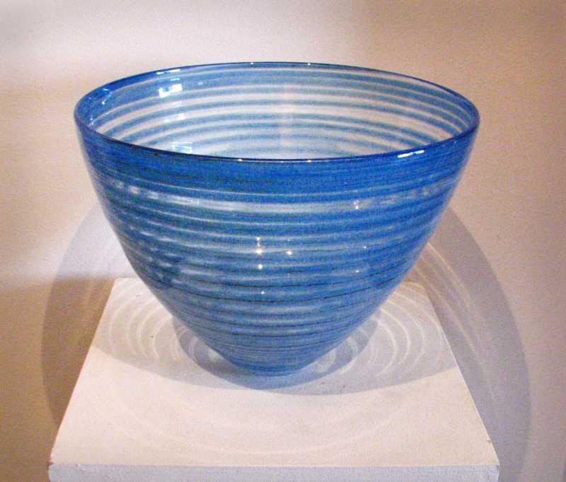 Blue Glass by  Geoff Lee - Masterpiece Online