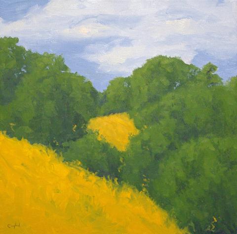 East Ridge, Garland by  Donald  Craghead - Masterpiece Online