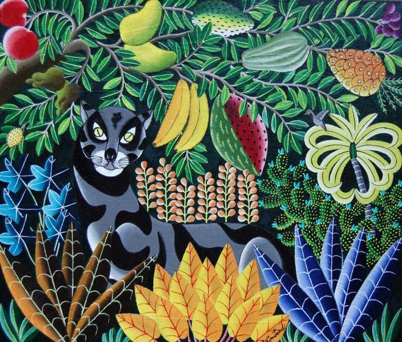 Puma by  Gabriel COUTARD - Masterpiece Online