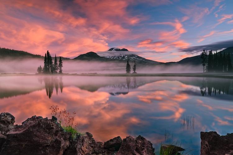 Serenity Sunrise- Spa... by  Shane McDermott - Masterpiece Online