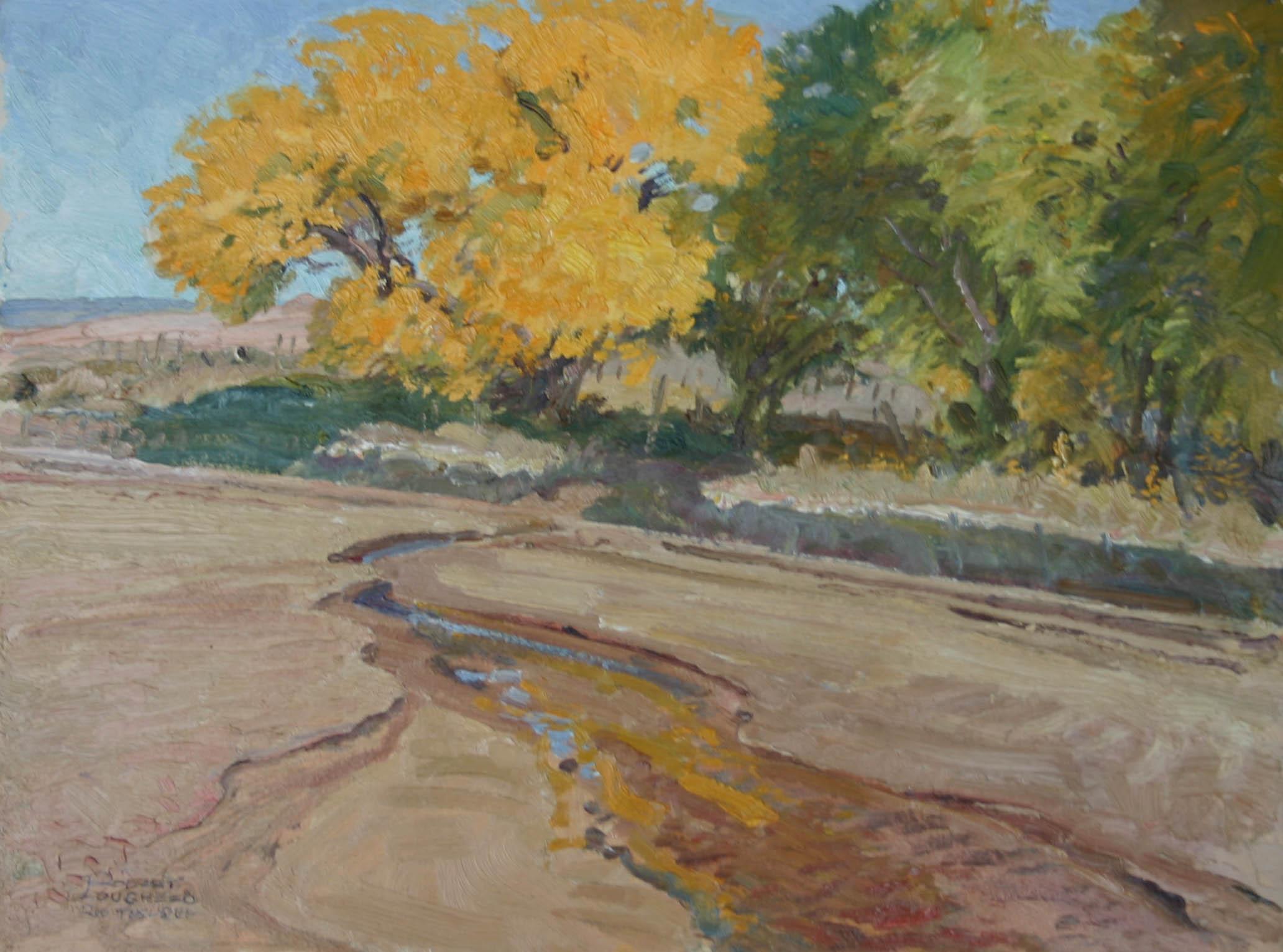 Rio Tesuque by  Robert Lougheed - Masterpiece Online