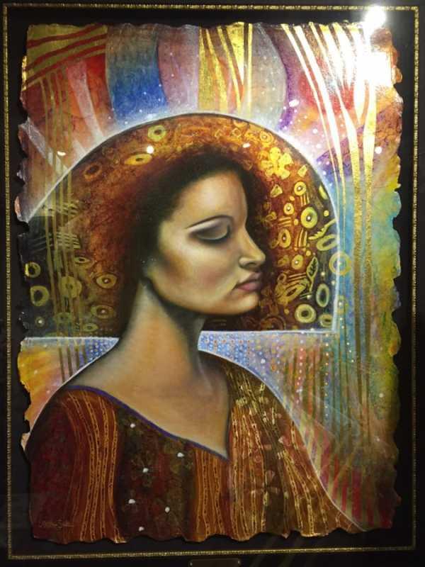 Goddess by  Matthew Smith - Masterpiece Online