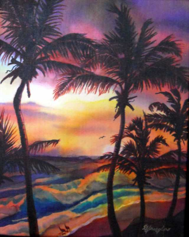 Sunrise At  Cattlewas... by Mrs Deborah Younglao-Baynes - Masterpiece Online