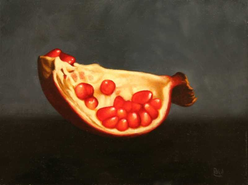 Pomegranate II  by  Paul Coventry-Brown