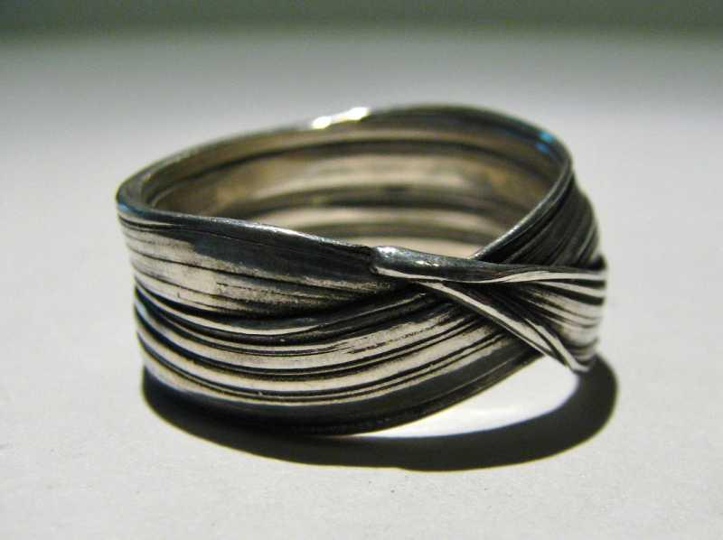 Wave Ring I by  Heather Scott - Masterpiece Online