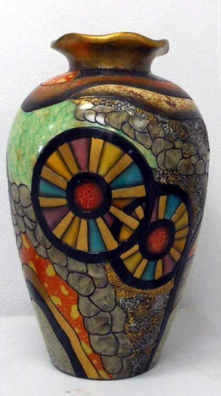 Wheel Of Fortune by Ms. Nichola Macintosh - Masterpiece Online