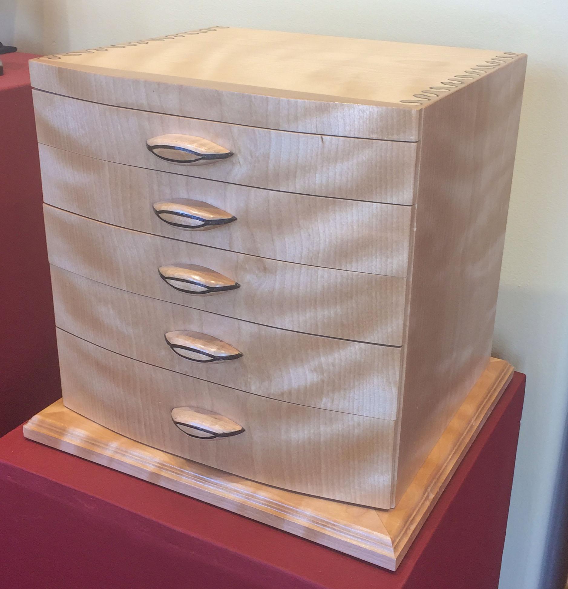 5 Drawer Treasure Box... by  Judd Lotts - Masterpiece Online