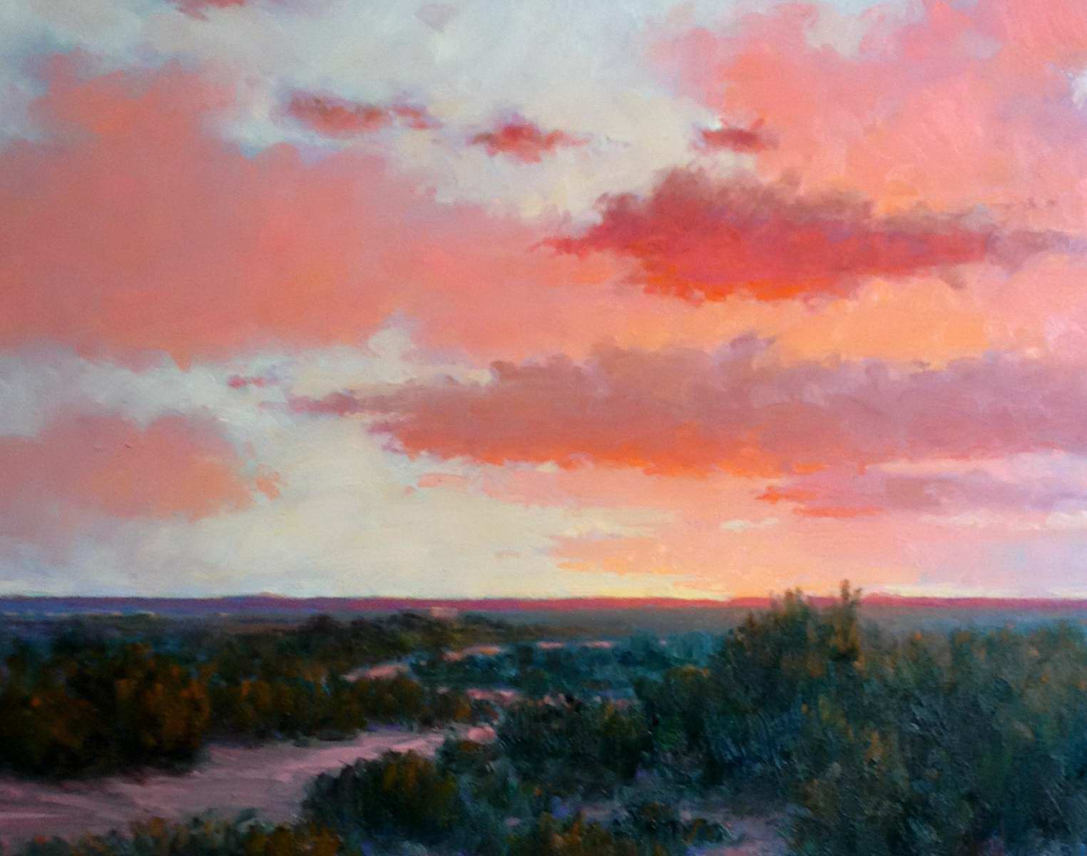 Day's End on the Outs... by  Don Ward - Masterpiece Online