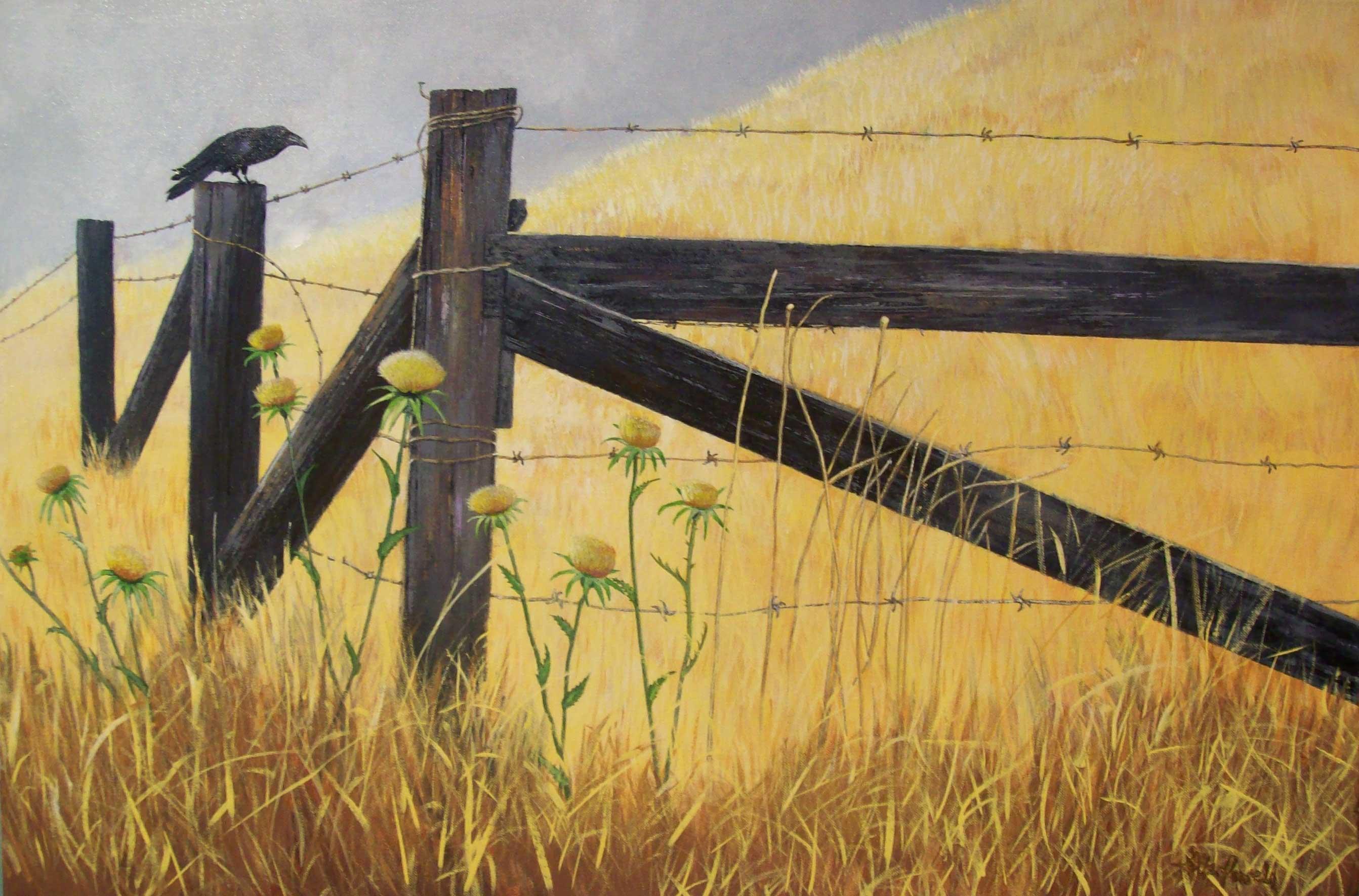 Gone But Not Forgotten by  Allen Powell - Masterpiece Online