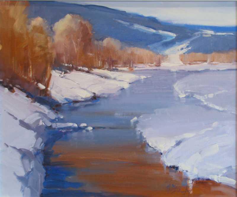 Moose Mountain by Mr Doug Swinton - Masterpiece Online