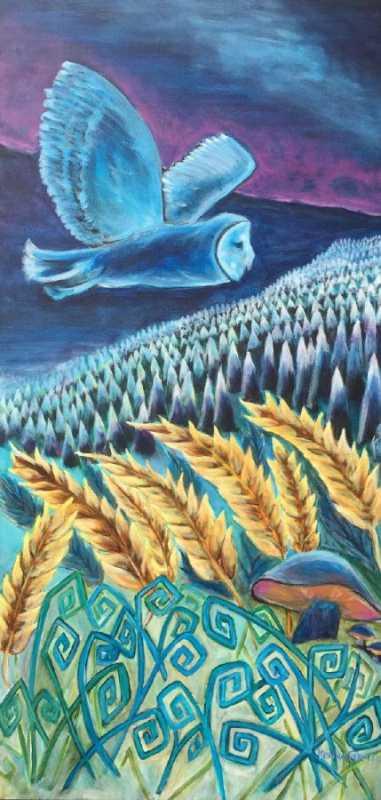 Moonshadows by  Kenna Graff - Masterpiece Online