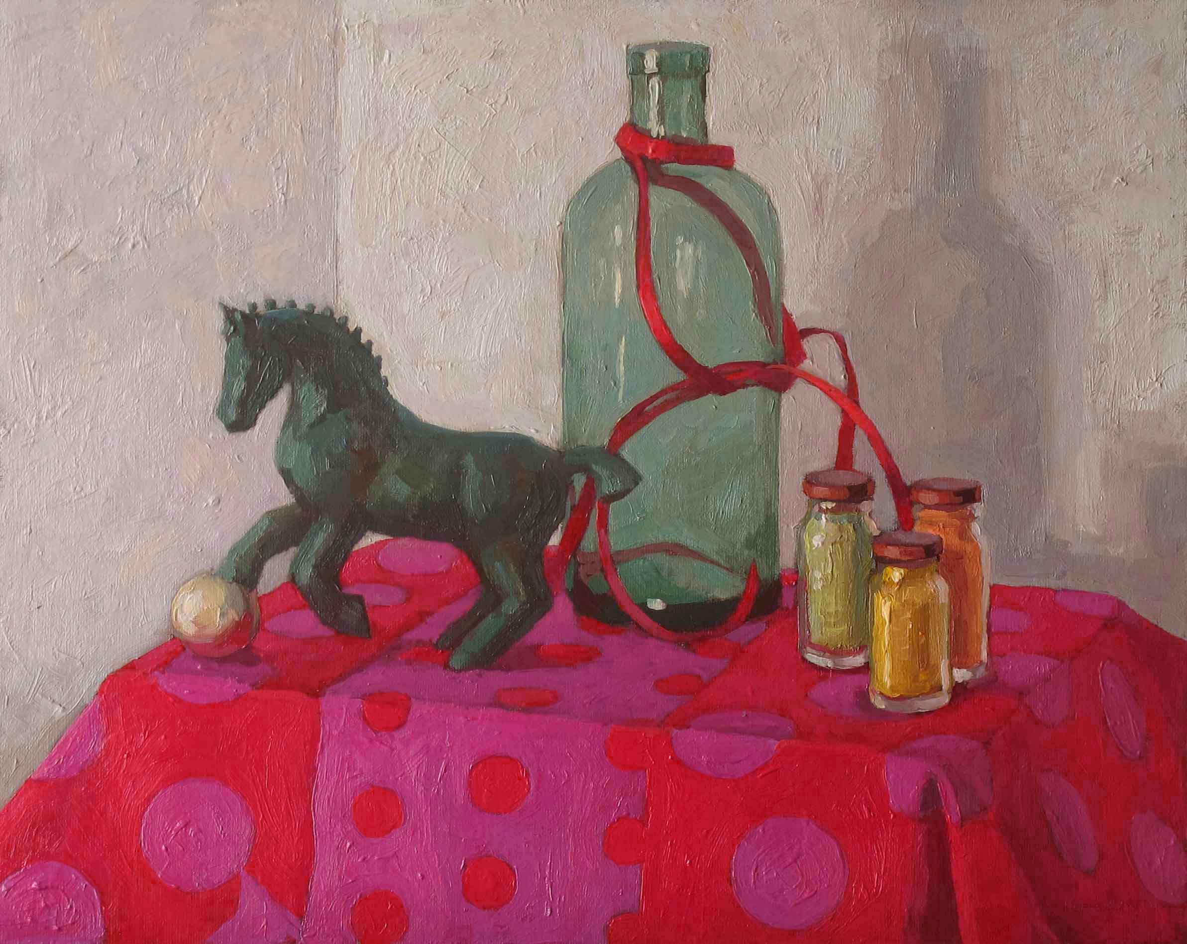 The Circus Pony's Las... by  Melissa Hefferlin - Masterpiece Online
