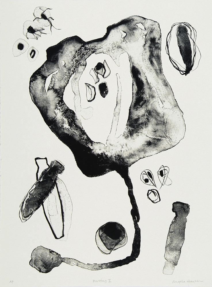Bursting II (APs) by  Angela Hayson - Masterpiece Online