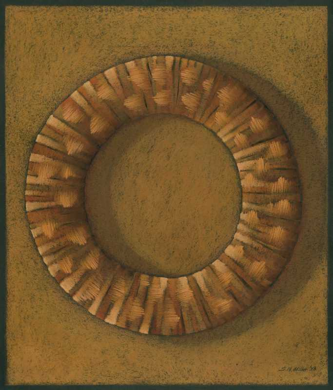 Contemporary Feather ... by  Shelley S. M. Miller - Masterpiece Online