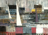 DP-Saturday Sail (SM) by  P. Buckley Moss  - Masterpiece Online